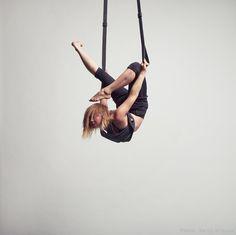 Centro Nacional de las Artes del Circo - antena correas Katie, Ellie Charlotte Remy, ...