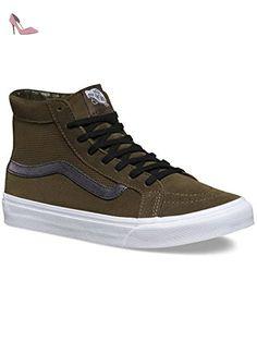Vans VVOE4JT, Chaussures femme - Noir - Noir, 8 UK EU