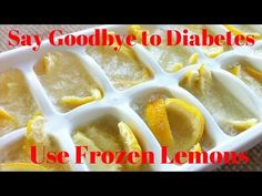 Believe it or not, use frozen lemons and say goodbye to diabetes, tumors, obesity! (VIDEO) - Grab Your Healthy