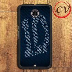 One Direction Nexus 5,Nexus 6,Nexus 7 Case