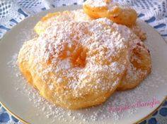 Italian Cookie Recipes, Italian Cookies, Italian Desserts, Sweet Recipes, Vegan Recipes, Churros, Cocktail Desserts, Biscotti, Portuguese Recipes