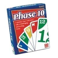 Phase 10 card game. Lots of fun.