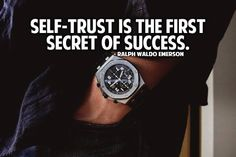 Self-trust is the first secret of success. – Ralph Waldo Emerson.  https://www.facebook.com/instituteofsocialentrepreneurship  #Entrepreneurs