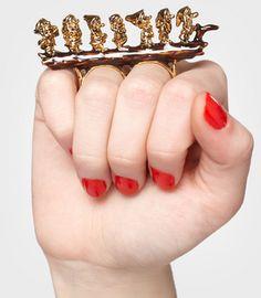 7 dwarves ring