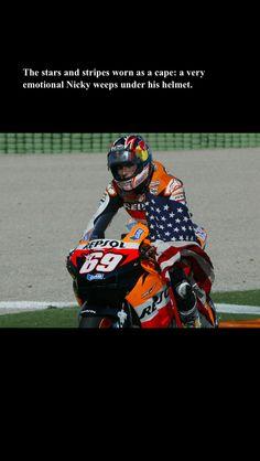 Kentucky Kidd! 2006 MotoGP World Champ! Motogp, Ducati, Champs, Kentucky, Helmet, Stripes, Racing, Vehicles, Car