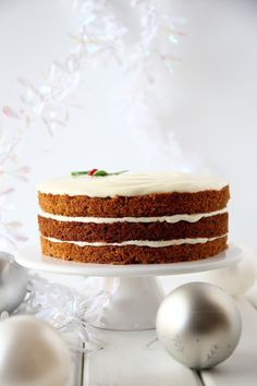 Suklaapossu: Piparkakun makuinen porkkanakakku