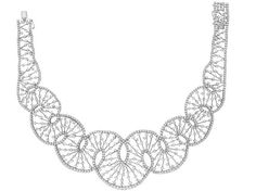 Phillips de Pury & Company: Jewels, STEFAN HAFNER, A Diamond Necklace: