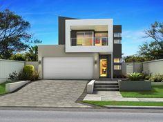 Minimal modern residential stunning design