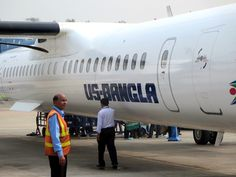 US-Bangla Airlines offers daily flights from Dhaka to Jessore and Chittagong, Bangladesh.
