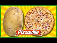 Spicy Potato & Bacon Pizza from Pizzaville Review #pizzaville https://i.ytimg.com/vi/_A3iGUUCf4A/hqdefault.jpg