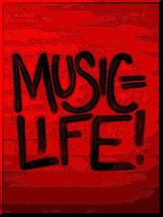 Music Quote #toobuku // www.thebukuproject.com