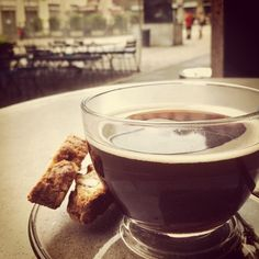 #Coffee, anyone? (presso Cafe Marc Jacobs)