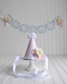 Shabby Chic First Birthday ~ Featured Party   Seshalyn's Party Ideas
