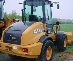 Used 2008 #Case 321e #Wheel_loader @ http://www.hifimachinery.com/used-machinery/2008/wheel-loader/case/321e/1843/