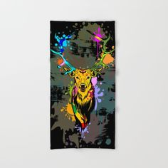 SOLD my FIRST Bath Towel on Society6! Thanks! ㋡