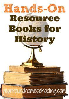 Schooling Ideas {History} ~ www.futureflyingsaucers.com on ...