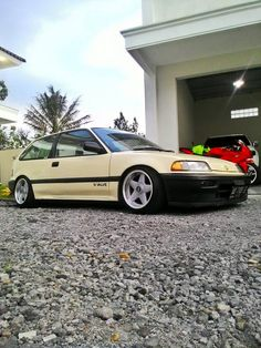 Honda Civic Nouva Club Indonesia ef