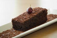 A melhor receita de bolo de chocolate