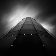 Glass Tower by Dave Bowman