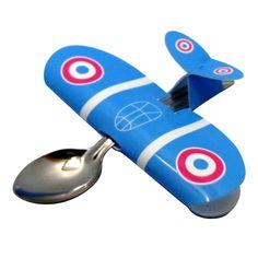 Babyplane bleu