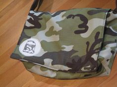 Scripture bag for boys (make for girls with girly fabric...)
