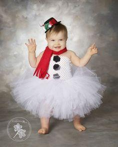 Christmas Tutu Dress..Red Tutu Dress.. Christmas Tutu...