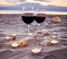 Wine on the sands time to relax
