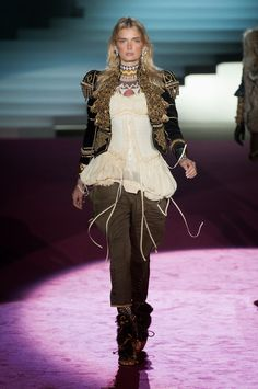 Fashion Show: Dsquared² Fall 2015   Неделя Моды в Милане март 20...
