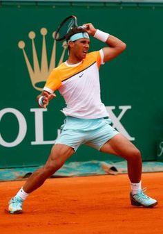 PHOTOS: 2015 Monte Carlo Rolex Masters R2 Rafael Nadal vs. Lucas Pouille - 15 Апреля 2015 - RAFA NADAL - KING OF TENNIS