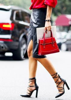Street style: fashionista's fave shoes