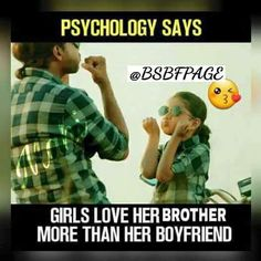 Tag-mention-share with your Brother and Sister 💙💚💛🧡💜👍 Brother Sister Love Quotes, Brother And Sister Relationship, Sister Quotes Funny, Brother And Sister Love, Funny Quotes, Funny Sister, Daughter Poems, Siblings Funny, Sibling Quotes