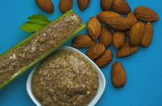 Almond Butter made with nuts that are soaked and dried before making into butter optimizes the nutrition of the almonds while neutralizing phytic acid and enzyme inhibitors present in the nuts. Not to mention that almond butter made this way tastes far better than the roasted or raw kinds.