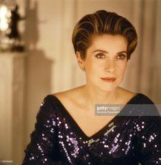Photo d'actualité : French actress Catherine Deneuve.