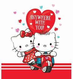 Kitty et Daniel / Anywhere With You!