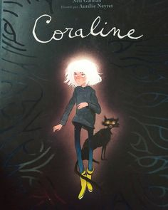 A legfrissebb Tweetek / Twitter Coraline Jones, Other Mothers, Neil Gaiman, Twitter, Fictional Characters, Art, Art Background, Kunst, Performing Arts