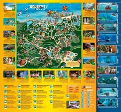 xcaret map                                                                                                                                                      More