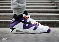 wholesale dealer 23654 b2dd5 Nike Air Tech Challenge III OG Voltage Purple. http