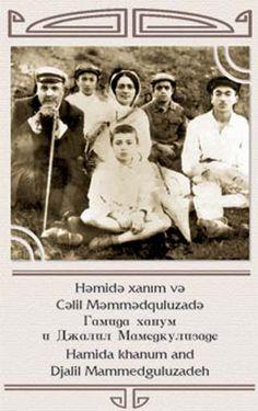 Pin By Gunel On Jalil Mamedkulizadeh Azerbaijan Journalist And Dramatist Gender Information Center Azerbaijan