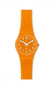 Swatch Watch :).  It's different.
