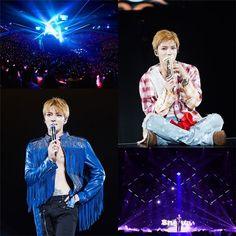 #D1 Kim#Jaejoong #TheRebirthofJ concert in #Yokohama end successly