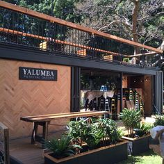 42 Ideas container house design ideas projects for Yalumba Festival Garden container project Cafe Restaurant, Outdoor Restaurant, Restaurant Design, Cafe Bar, Container Bar, Container Coffee Shop, Garden Container, Container Office, Shipping Container Restaurant