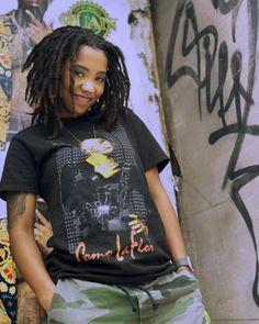 Black Girl Dreads, Dreads Girl, Dread Hairstyles, Cool Hairstyles, Short Dread Styles, Pretty Dreads, Female Dreads, Short Dreads, Androgynous Women