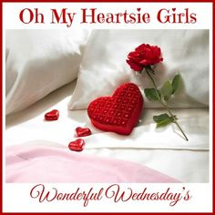 Its TIme For The heartsie-girls-wordless-wednesday Hope you will join us!   Stop by-Link your Recipes-Home-DIY-Holiday Post-Tutorials-Giveaways- No Limit to entries! #OMHGWW