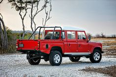 Land Rover Defender 130 Himalaya Ltd. www.himalaya4x4.com