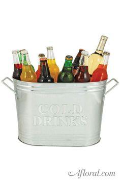 Beverage tub! One of