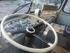 Truck Interior, Busse, Trucks, Vehicles, Historia, Truck, Car, Vehicle, Tools