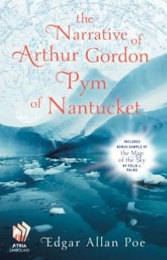 Nook Freebie - The Narrative of Arthur Gordon Pym of Nantucket. #nook #ebook