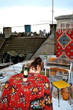 Bosnian Kilims Floor Paint Design, Carpet Design, Vanity 6, Painted Floors, Bosnia, Kilims, Erotica, Glow, Inspire