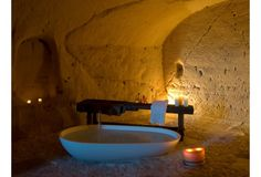 Sextantio le Grotte della Civita via Mr & Mrs Smith - Suite Cave Number 10