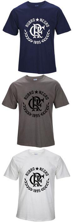 fc Flamengo Camiseta T Shirt Rio DE janeiro Brasil fans T-shirt Clube de Regatas do Flamengo RJ Estadio do Maracana Diego S014